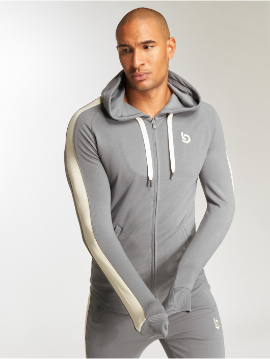 Beyond Limits Zip Hoodie Foundation gray