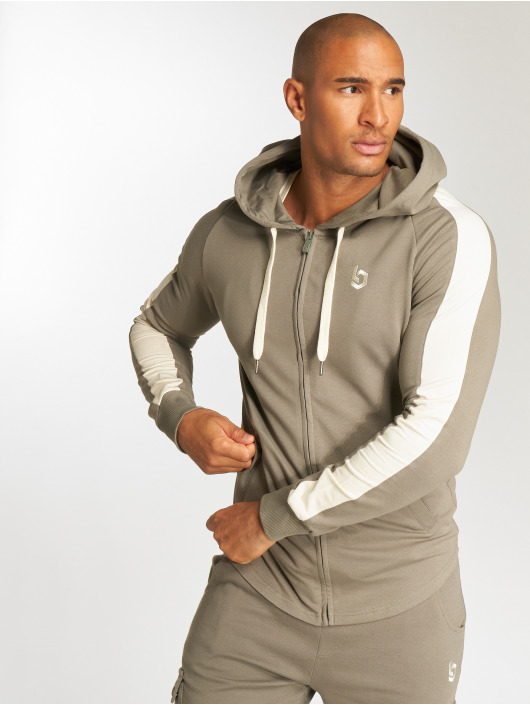 Beyond Limits Zip Hoodie Foundation kaki