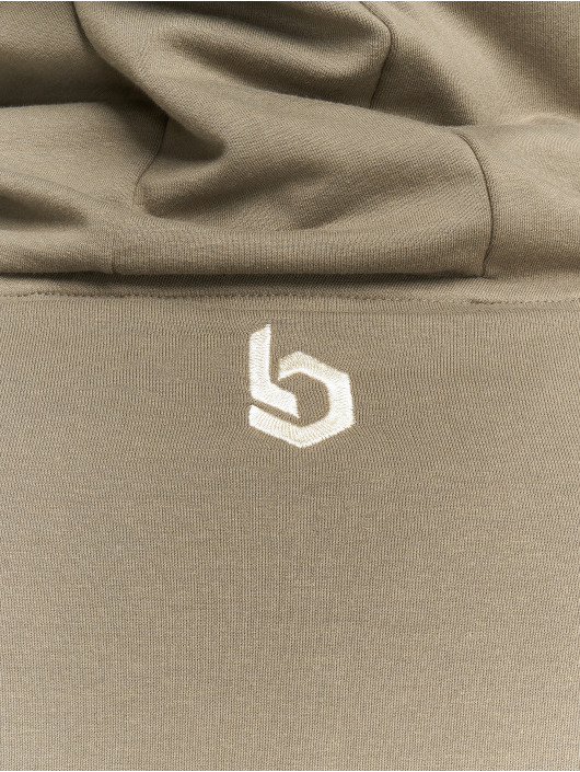 Beyond Limits Zip Hoodie Foundation khaki