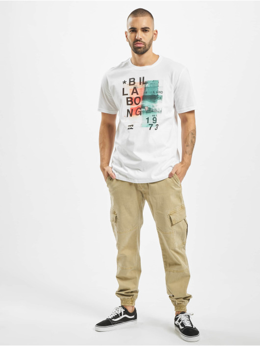 Billabong Camiseta Salty blanco