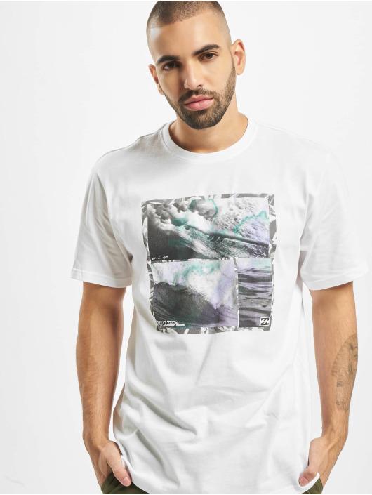 Billabong Camiseta Morning Brisk blanco