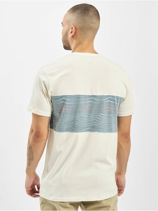 Billabong Camiseta Tribong blanco