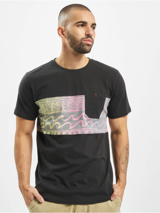 Billabong Camiseta Tribong negro