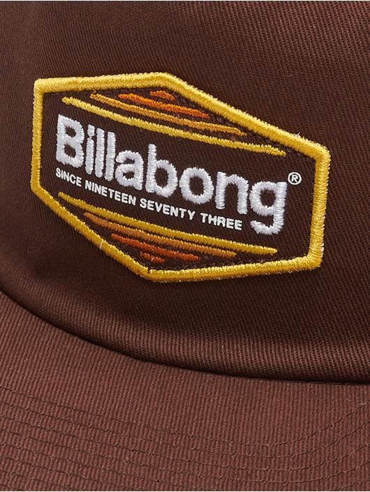 Billabong Gorra Trucker Breakdown marrón