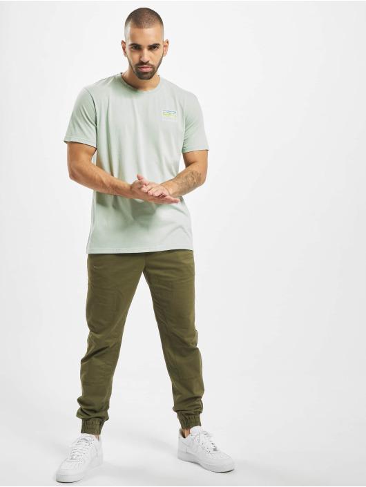 Billabong T-Shirt Crusty green