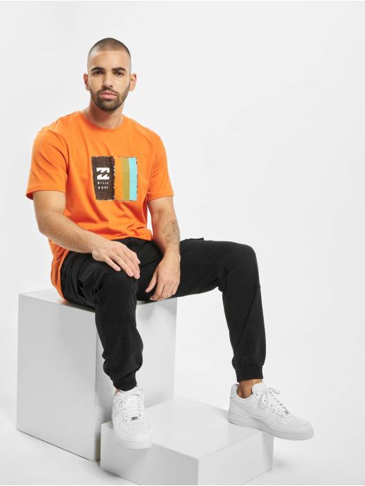 Billabong T-Shirt Dbah orange