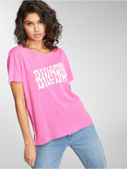 Billabong T-Shirt Im A Rebel pink