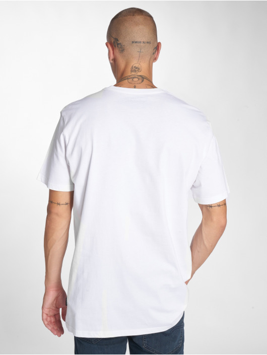 Billabong T-Shirt Inversed white