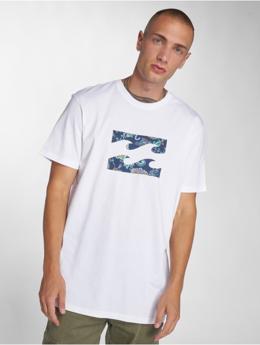 Billabong T-Shirt Team Wave white
