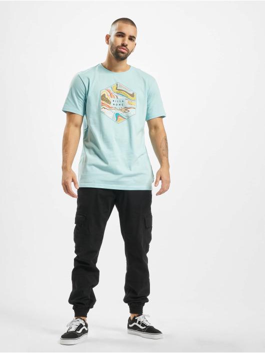 Billabong T-skjorter Access blå
