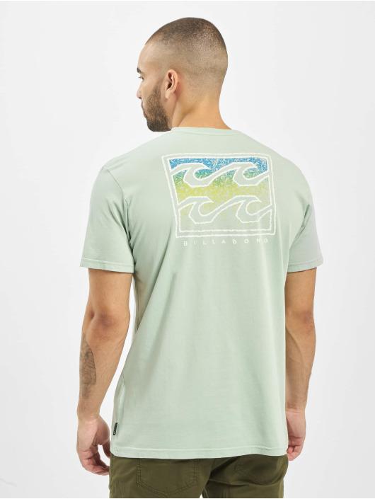 Billabong T-skjorter Crusty grøn