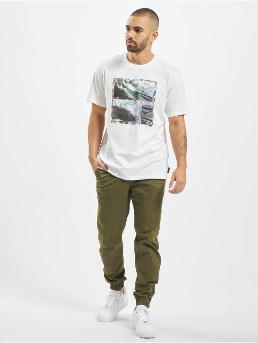 Billabong T-skjorter Morning Brisk hvit
