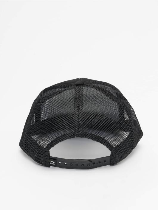 Billabong Trucker Cap Upgrade black