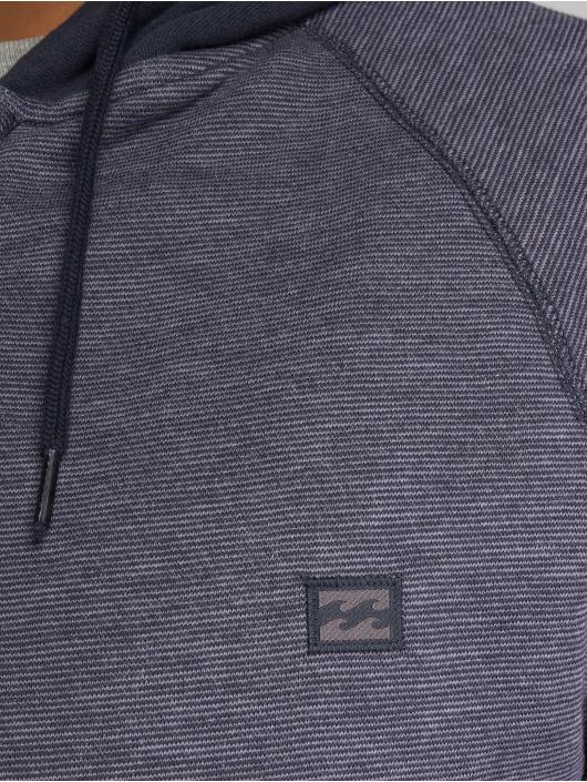 Billabong Zip Hoodie Balance blue