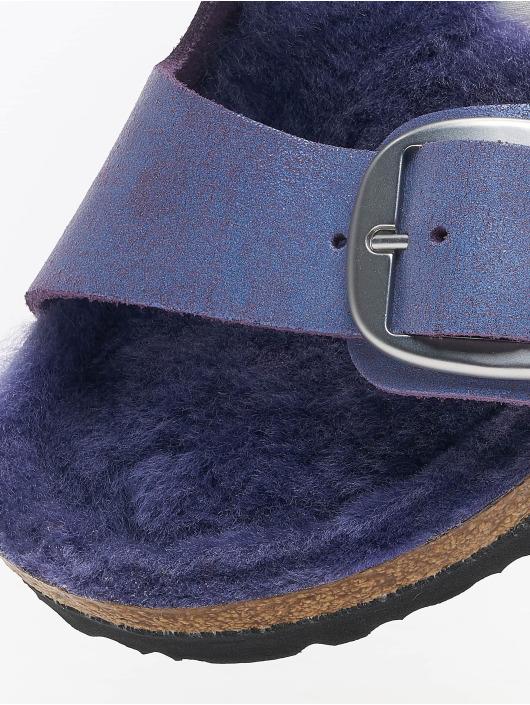 Birkenstock Шлёпанцы Arizona BB VL пурпурный