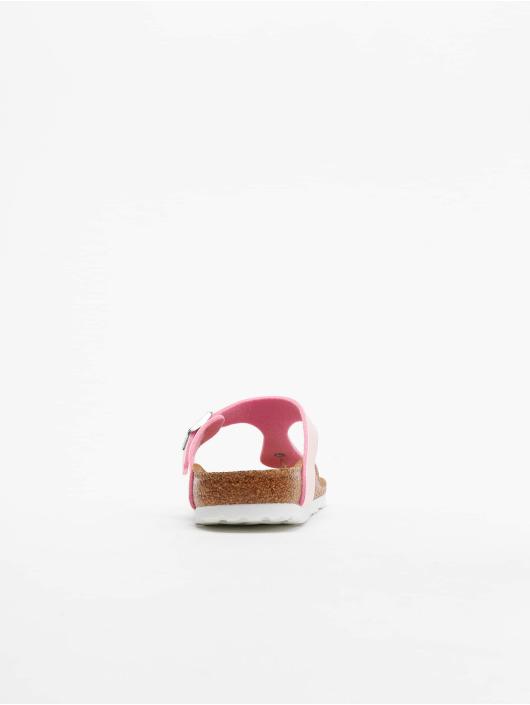 Birkenstock Шлёпанцы Gizeh BF розовый