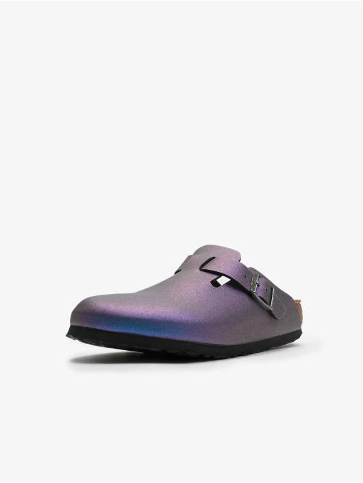 Birkenstock Badesko/sandaler Boston BF lilla