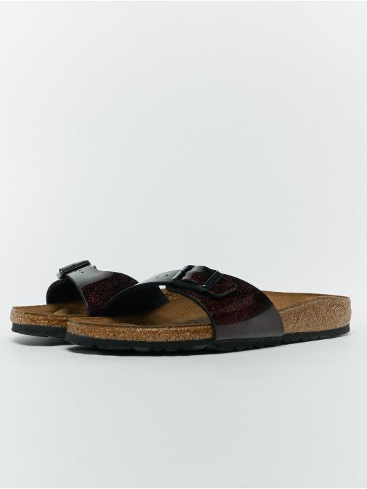 Birkenstock Badesko/sandaler Madrid BF red