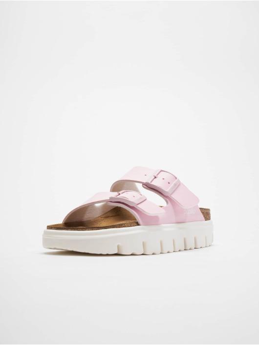 Birkenstock Badesko/sandaler Arizona BF rosa