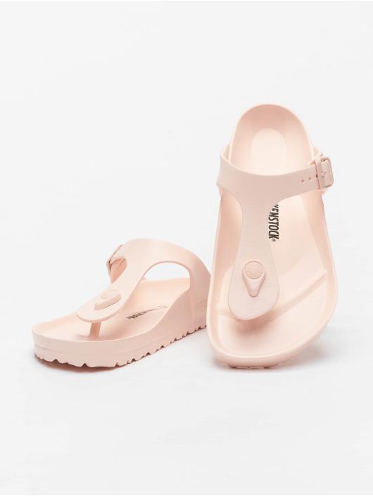 Birkenstock Badesko/sandaler Gizeh EVA rosa