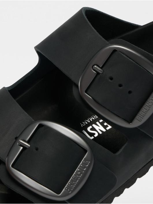 Birkenstock Badesko/sandaler Arizona Big Buckle FL svart