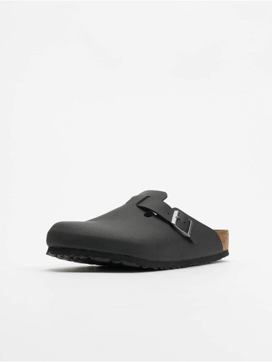 Birkenstock Badesko/sandaler Boston SFB BF svart