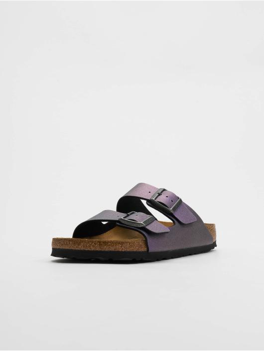 Birkenstock Chanclas / Sandalias Arizona BF púrpura