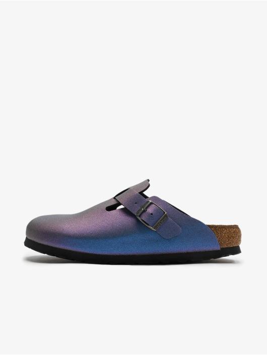 Birkenstock Chanclas / Sandalias Boston BF púrpura