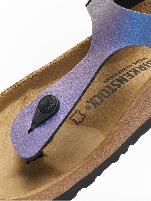 Birkenstock Chanclas / Sandalias Gizeh BF púrpura