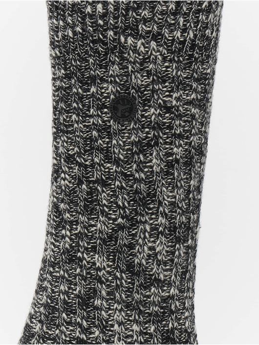 Birkenstock Chaussettes X-Mas Slub W noir