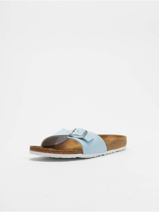 Birkenstock Claquettes & Sandales Madrid BF bleu