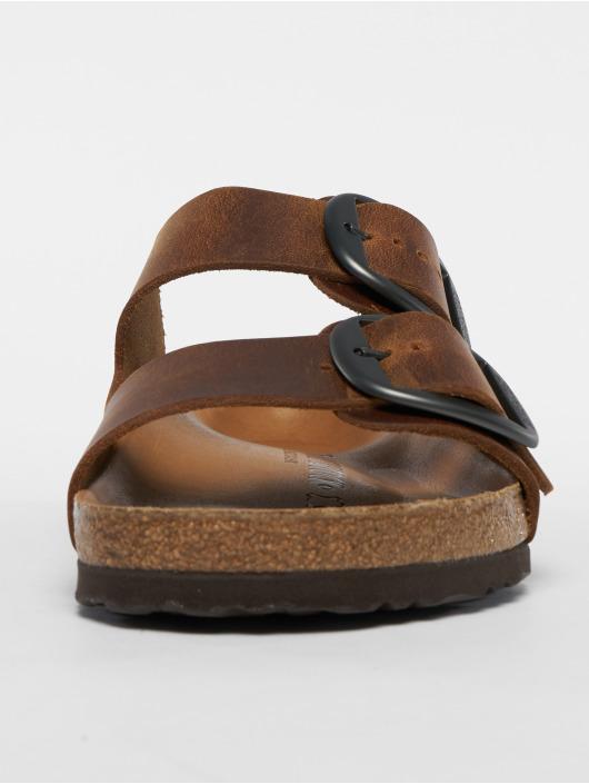 Birkenstock Claquettes & Sandales Arizona Big Buckle FL brun
