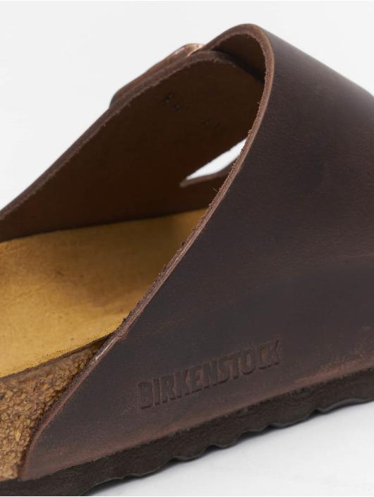 Birkenstock Claquettes & Sandales Arizona FL brun
