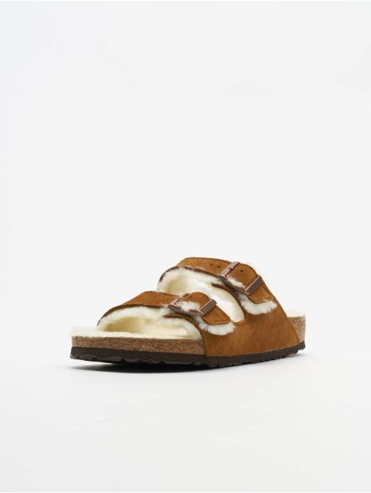 Birkenstock Claquettes & Sandales Arizona VL brun