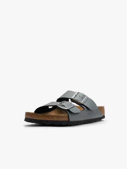 Birkenstock Claquettes & Sandales Arizona BF gris