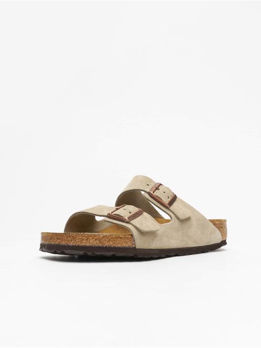 Birkenstock   Arizona SFB VL gris Claquettes & Sandales 743923