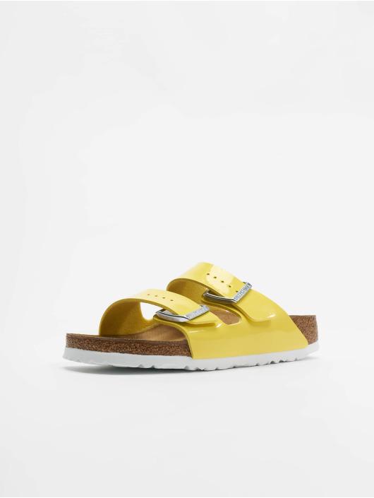 Birkenstock Claquettes & Sandales Arizona BF jaune