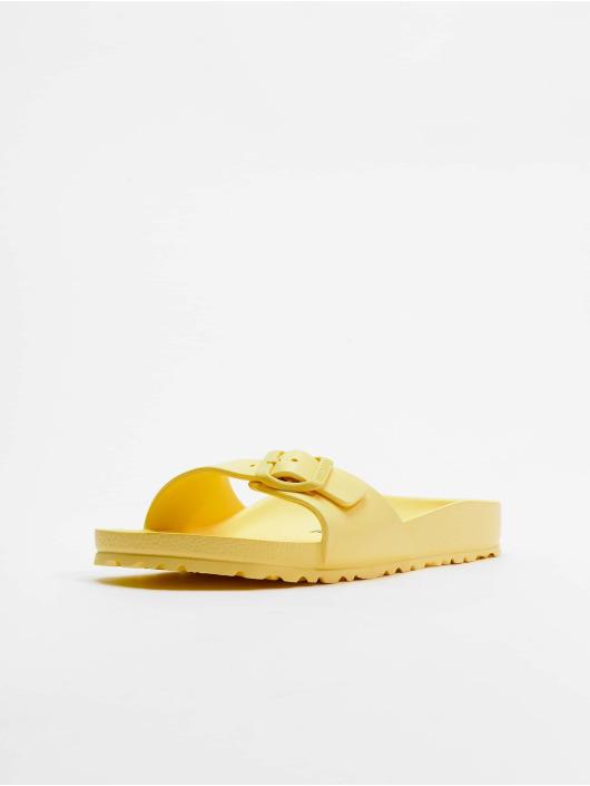 Birkenstock Claquettes & Sandales Madrid EVA jaune