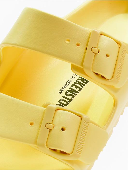 Birkenstock Claquettes & Sandales Arizona EVA jaune