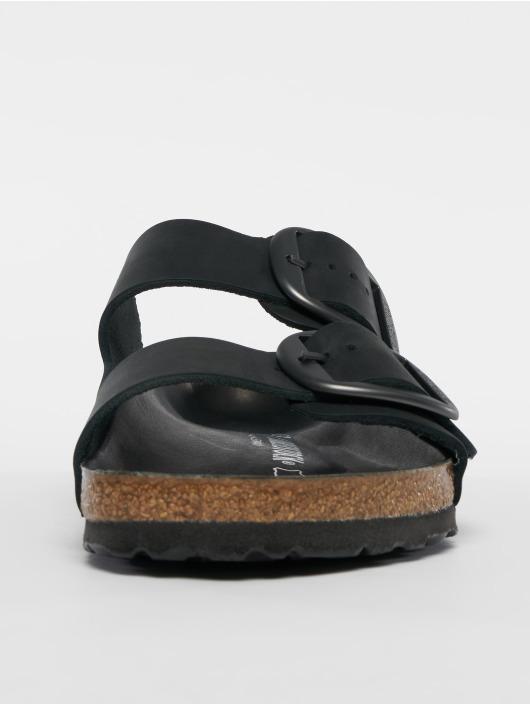 Birkenstock Claquettes & Sandales Arizona Big Buckle FL noir