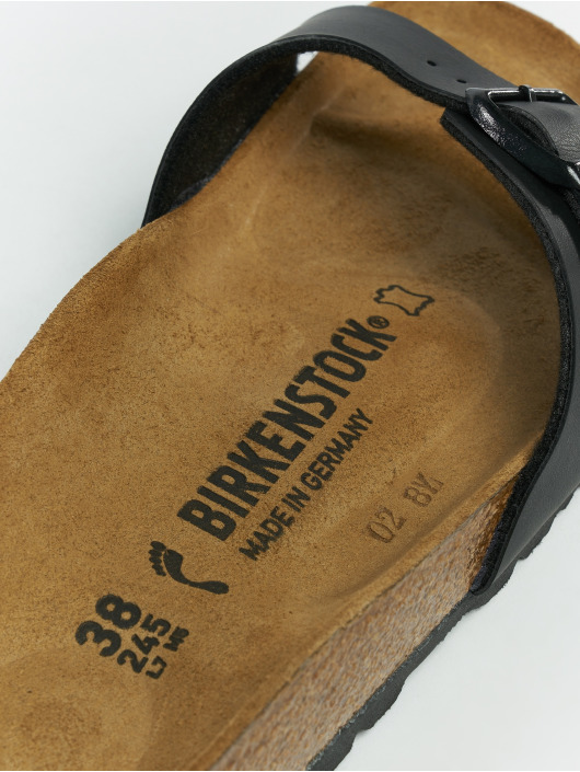 Birkenstock Claquettes & Sandales Madrid BF noir