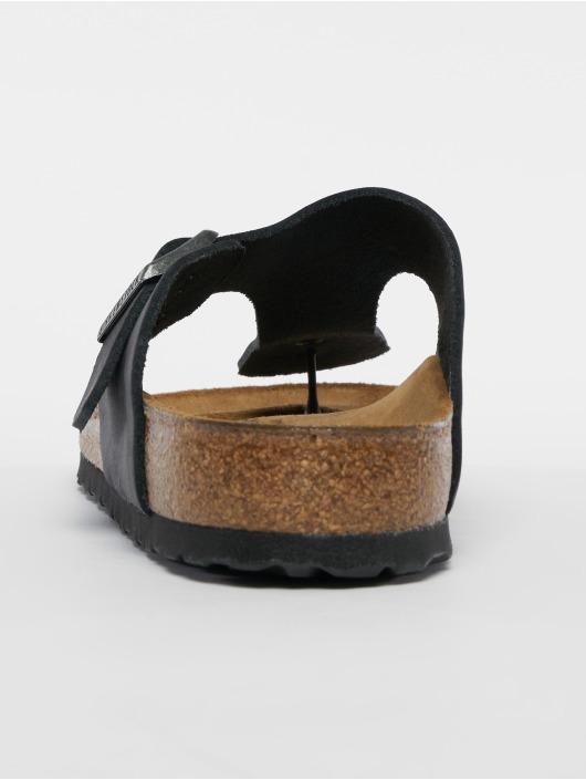 Birkenstock Claquettes & Sandales Ramses FL noir