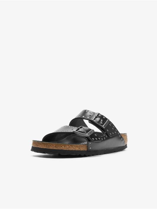 Birkenstock Claquettes & Sandales Arizona NL noir