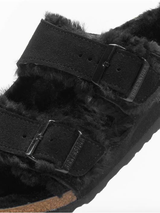 Birkenstock Claquettes & Sandales Arizona Fell VL noir