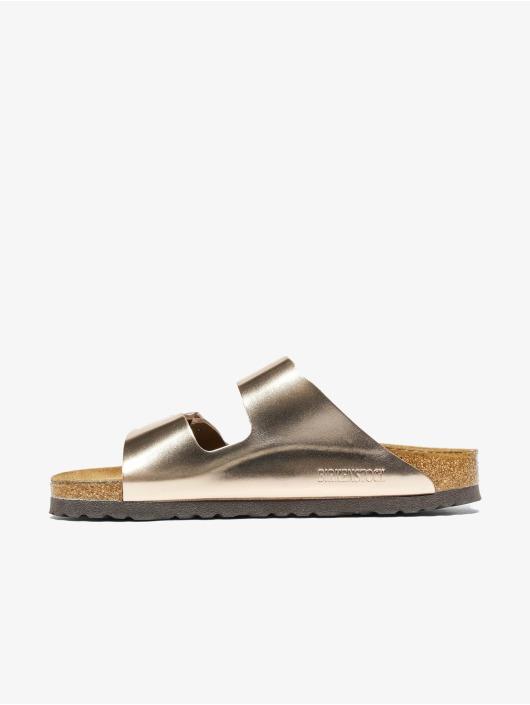 Metallic Arizona Wb Nl Sandals Birkenstock Copper TFJ1lKc