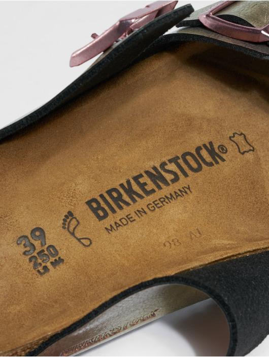 Birkenstock Claquettes & Sandales Arizona BF rouge