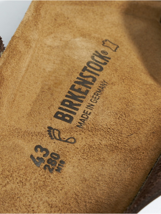 Birkenstock Japonki Ramses FL brazowy