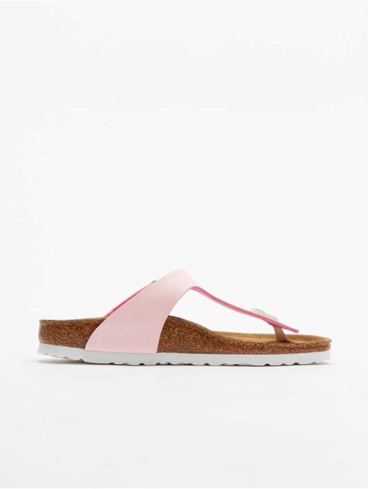 Birkenstock Sandály Gizeh BF růžový