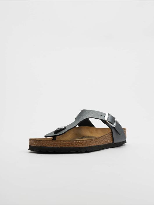 Birkenstock Sandaalit Gizeh BF harmaa
