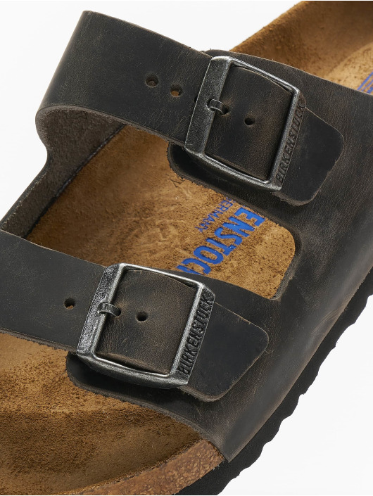 Birkenstock Sandaalit Arizona FL harmaa